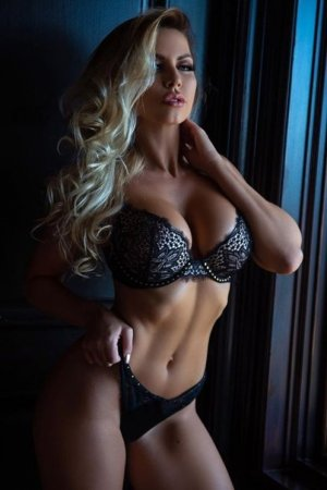 Anne-renée fitness escorts West Midlands